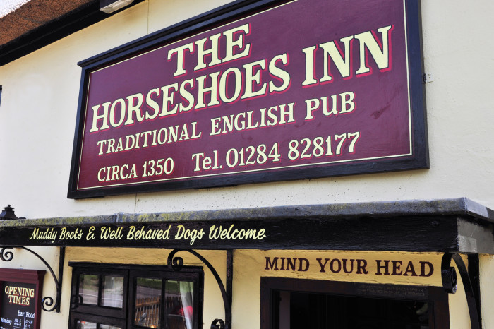 The Horse Shoes Inn